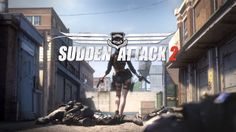 Sudden Attack 2 (KR) Official Trailer