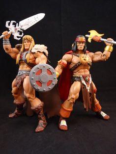 Inca He-Man: Koy-Jor (Masters of the Universe) Custom Action Figure