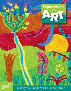 Davis publications davisarted on pinterest elementary art education curriculum grade three explorations in art artcurriculum arted fandeluxe Images