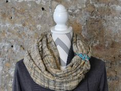 Buckle Scarf Kuhf - Back in Stock!
