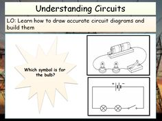 Circuit Diagrams Ks3 | 11 Best Physics Teaching Images Learning Resources Physical