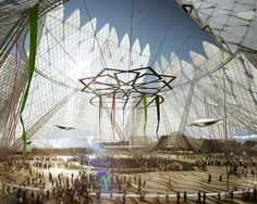 More than 80 per cent of Dubai Expo site to be reused post-2020