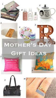 Mother's Day Gift Ideas #mothersday #giftideas