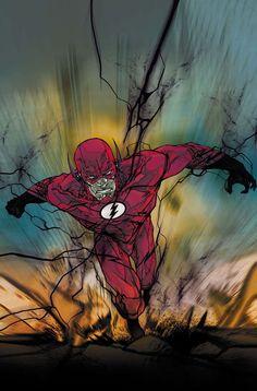The Flash Digital Comics - Comics by comiXology Flash Art, The Flash, Comic Book Characters, Comic Books Art, Comic Art, Flash Characters, Flash Comics, Dc Comics Art, Marvel Vs