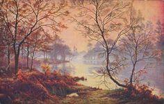 End of Autumn, Albert Rigolot