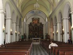 Our lady of Guadalupe Cathedral Ponce Puerto Rico