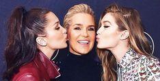 Yolanda Hadid onthult wie haar nieuwe liefde is New Face, Fashion, Moda, Fashion Styles, Fashion Illustrations