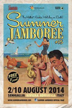 :- Summer Jamboree -: 2/10 August 2014. Italy.