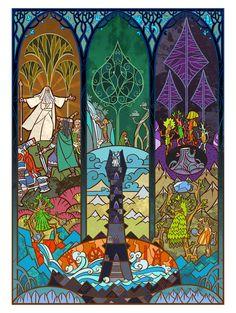 shepherd of forest by breathing2004 |deviantart.com