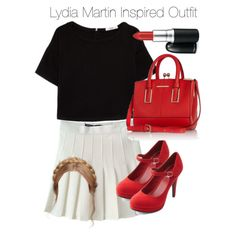 Teen Wolf - Lydia Martin Inspired Outfit by staystronng