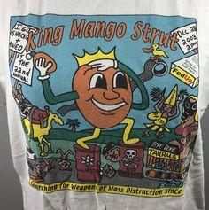 King Mango Strut T Shirt Unisex L Coconut Grove Parade December 28 2003 #Unbranded #GraphicTee