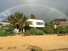 2 bedroom 2,000 a week right on beach House vacation rental in Moloaa Bay from VRBO.com! #vacation #rental #travel #vrbo