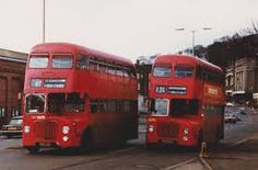 Two near Dudley. Bedford Buses, City Of Birmingham, Bus Coach, Red Bus, Busses, West Midlands, Coaches, Transportation, British