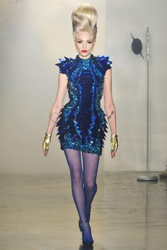 SPRING 2014 RTW THE BLONDS COLLECTION