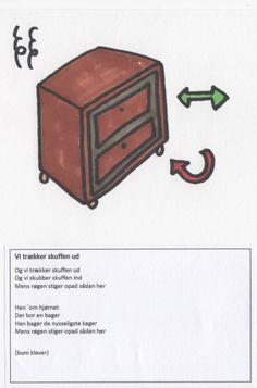 Sangbog for børn - en lille illustreret sangbog til de mindste Brain Breaks, Singing, Bra, Brain Training