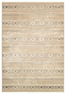 """Marina Champagne Rug - 89610100, Size: 9'2"""" x 12'9"""" - mediterranean - rugs - by zopalo"""