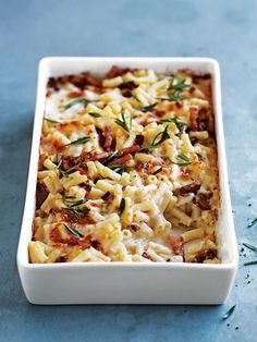 rosemary and speck mac and cheese | Donna Hay