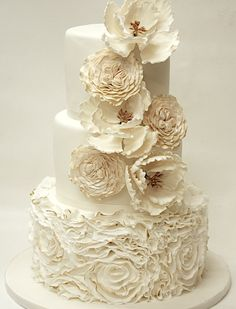 Wedding Cakes Pictures - Wedding Cake Designs elegant - wedding cake
