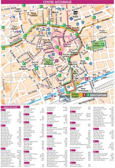 Cremona sightseeing map Maps Pinterest Italy and City