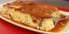 Leche Asada - Foto: www. Köstliche Desserts, Delicious Desserts, Yummy Food, Sweet Recipes, Cake Recipes, Dessert Recipes, Leche Asada Recipe, Food Cakes, Chilean Recipes
