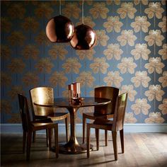 Products   Harlequin - Designer Fabrics and Wallpapers   Lovers Knot (HGAT111225)   Palmetto Wallpapers