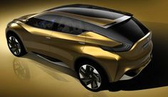 The Nissan Resonance. Number one on our list of coolest concept cars of 2013.