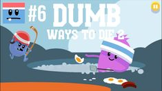 Walkthrough Dumb Ways To Die 2 Adrenaland Madness! [PT 6] Gamelay no commentary. Fun games for the whole family to enjoy and great kids entertainment. Downloadable on PC and Android devices. Adrenaland playthrough: zoo parkour, tsunami surfing, anvil breaking, risky ramp assembly, volcano climbing, unsafe bungee. Do all this without dying horribly. My first try, so lots of epic fails.