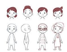 Resultado de imagen de character design