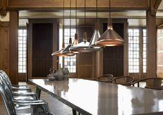 kitchen island - pendant lights