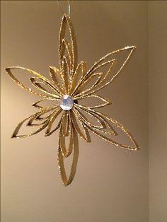 Toilet paper roll ornament...