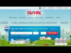 The New remax.com http://www.youtube.com/watch?v=t4Jeet21ZL0=youtu.be#