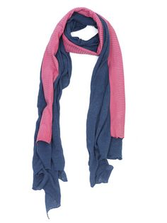 CUTULICULT pink & blue ventotene scarf Scarfs, Pink Blue, Belts, Branding Design, Luxury Fashion, Elegant, Shopping, Women, Style