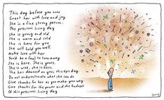 Words of wisdom from Michael Leunig.