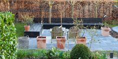 NYT GULV I HAVERUMMET - Pavement in the gardenlounge