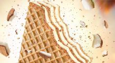 Cocosette 2016 on Behance Pistachio Butter, 3d Cinema, Waffles, Bb, Behance, Breakfast, Colombia, Morning Coffee, Waffle