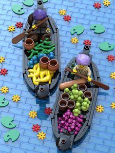 Lego Movie Sets, Lego Sets, Lego Tree, Lego Dragon, Lego Custom Minifigures, Lego Pictures, Amazing Lego Creations, Lego Craft, Lego Man