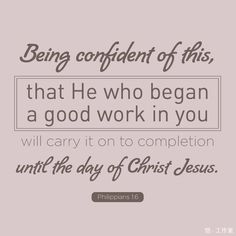 I may not be perfect but Jesus isn't done with me just yet.. :)