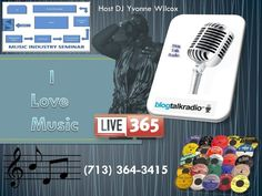 Check out Host DJ Yvonne Wilcox on ReverbNation