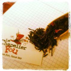 Le Chapelier Fou #tea