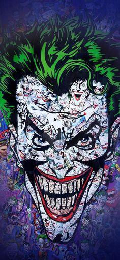 iPhone Wallpaper Graffiti Art HD JOKER - Best of Wallpapers for Andriod and ios Joker Batman, Joker Comic, The Joker, Batman Comic Art, Joker Art, Batman Comics, Batman Arkham, Batman Superhero, Joker Villain