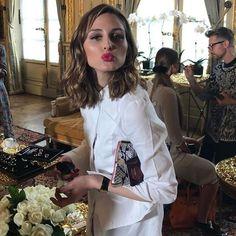 Olivia Palermo best looks Estilo Olivia Palermo, Olivia Palermo Lookbook, Olivia Palermo Style, Fashion Line, Fashion Beauty, Style Fashion, Hit Girl, Hot Dogs, Eyeliner Looks