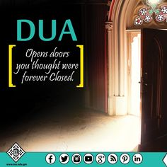 Do not limit your dua's, for it is Allah who can transform the impossible into…
