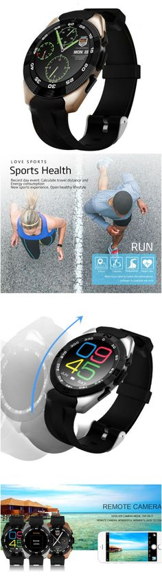 New Fitness Tracker Wristband Heart Rate Monitor Smart Band with Blood Pressure Pedometer - compatible with Android, IOS via Bluetooth. Alarm clock, message and call reminders. Touch screen enabled - perfect for workouts, gym, daily exerci Sport Watches, Cool Watches, Watches For Men, Men's Accessories, Tracker Fitness, Sony Mobile Phones, Sony Phone, Monitor, Back Exercises
