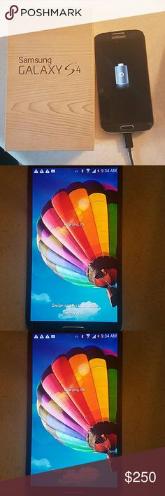 TMobile Samsung Galaxy S4 TMobile Samsung Galaxy S4, like new condition, switched companies 4 weeks after purchase Accessories Phone Cases