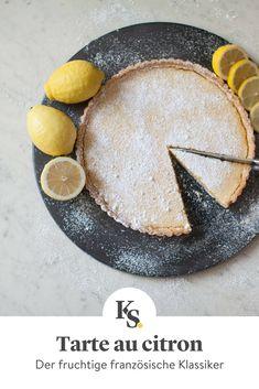 So backst du eine original französische Tarte au citron. Unser detailliertes Rezeptvideo und die Schritt-für-Schritt-Anleitung zeigen dir, wie es geht! #tarteaucitron #zitronenkuchen #französisch