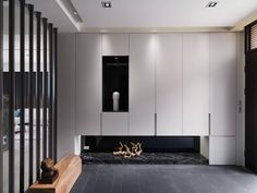 Amazing contemporary residence located in Hsinchu, Taiwan, designed by Vattier Interior Design.