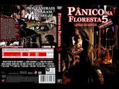 Filme de terror - Panico na floresta 5