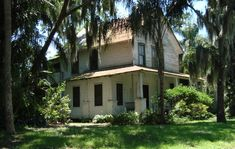 The Harper House in Montverde, Florida is on the U.S. National Register of Historic Places.