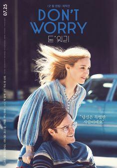 돈 워리 _ Don't Worry, He Won't Get Far on Foot - Pygmalion Movies And Series, Film Posters, Don't Worry, Word Art, Cinematography, Good Movies, Layout Design, No Worries, Photoshop