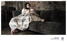 VW // Visuals 2009-2012 by Thorbjørn Ruud , via  #Behance #Print #Ad